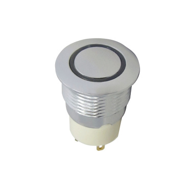 Self-lock LED Metal Pushbutton Switches