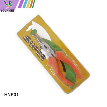 Customized Mini Long Nose Pliers Wire Cutter Pliers