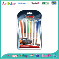 Disney Cars 6 gel pens with blister card (PF)