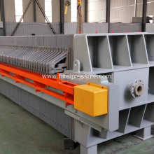 1250 Hydraulic Plate Frame Filter Press Price