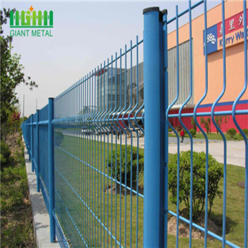 Electro Galvanized PVC coated welded wire mesh