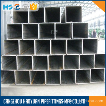 Welded Stainless Steel Square Tubing