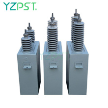 High voltage parallel capacitor Banks 200kar