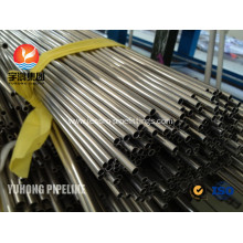 Bright Annealed Stainless Steel Tube ASTM A213 TP310 TP310S