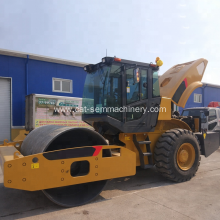 18Ton Mechanical Vibratory Road Roller