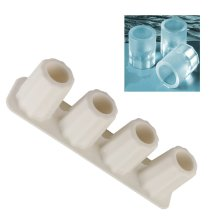 silicone ice glass trays Shot Glass Mold