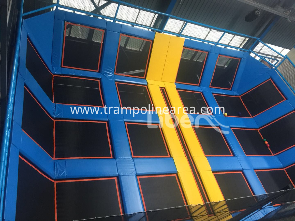 Indoor Professional Trampoline