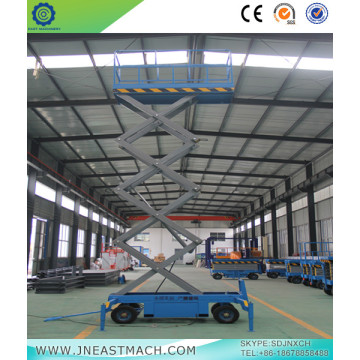 2.0t 8m Shipboard Crane Lift Table