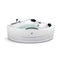 Low-Noise Design Massage Acrylic Bathtub