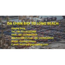 Shenzhen Da Chan Bay Sea Freight to America Long Beach