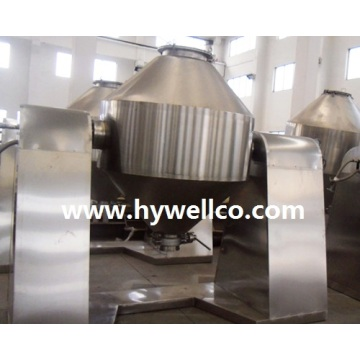 Hywell Supply Vacuum Rotary Drier