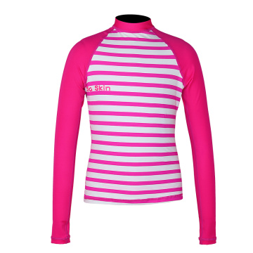 Seaskin Long Sleeve Rash Guards For Toddlers