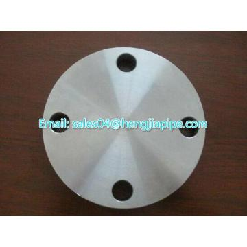 600# ANSI B16.5 forged blind flange