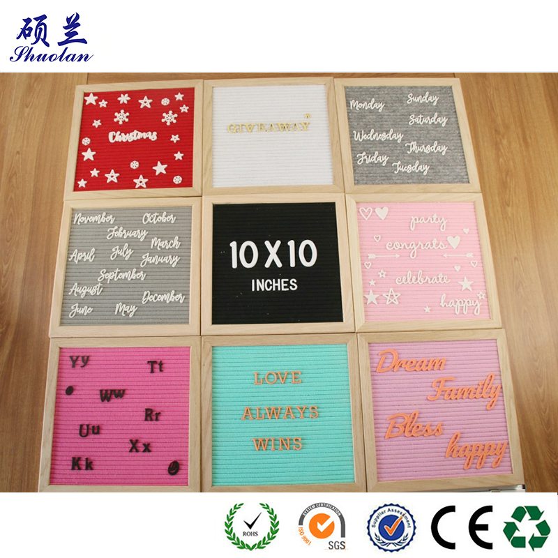 Hot Sale Felt Board Letter