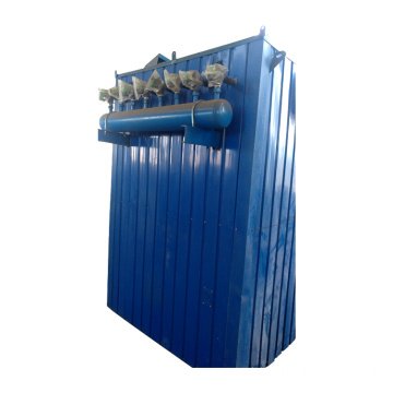 Customized Mc Type Pulse Valve Bag Dust Collector