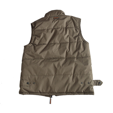 Fashion wholesale high quality outdoor men padded vest