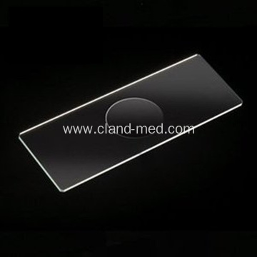Microscope Slides Single Concave, Ground Edges