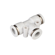 PE Pneumatic Quick Connector Fittings