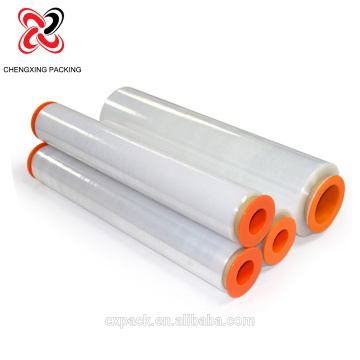Black Stretch Wrap Plastic Film Roll foar lânbou