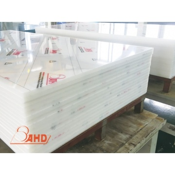 Big discounting for Plastic Hdpe Sheet High Density Polyethylene HDPE Sheets White export to Virgin Islands (British) Exporter