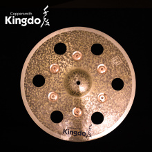 China Gold Supplier for Handmade China Cymbals B20 Special Effect Crash Cymbals export to Venezuela Factories