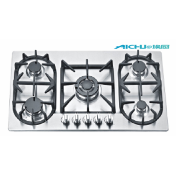 Built In N.G Or L.P.G Cooktop