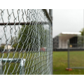 High quality galvanized chain link temporary fence/US