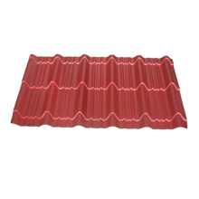 Factory making for Glazed Steel Roof Tile Glazed roofing tiles for houses and roof tiles export to Spain Exporter