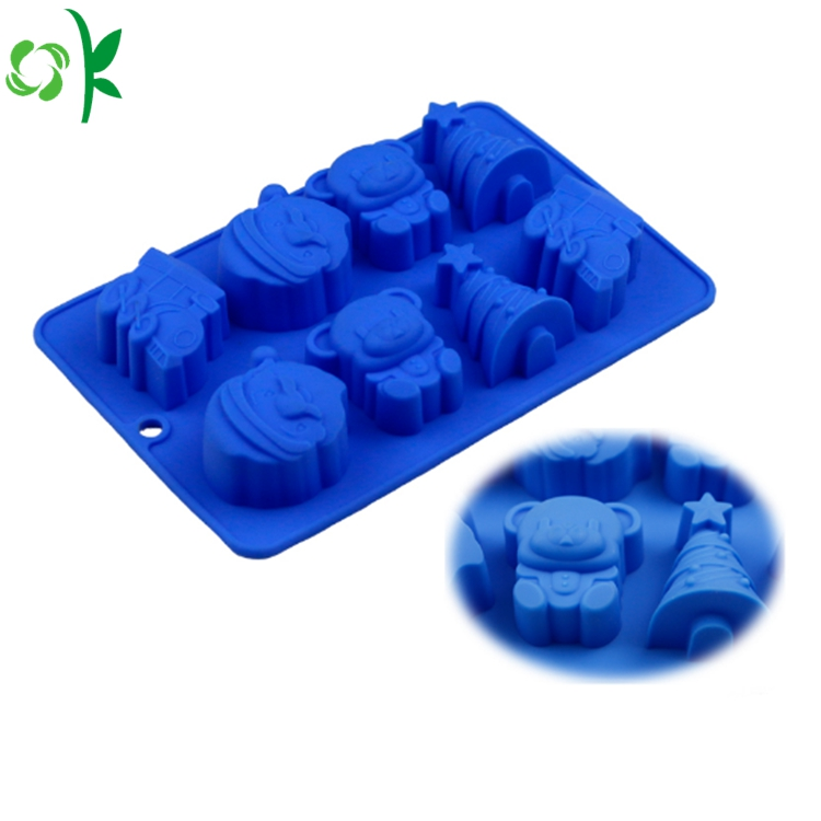 Silicone Soap Mold