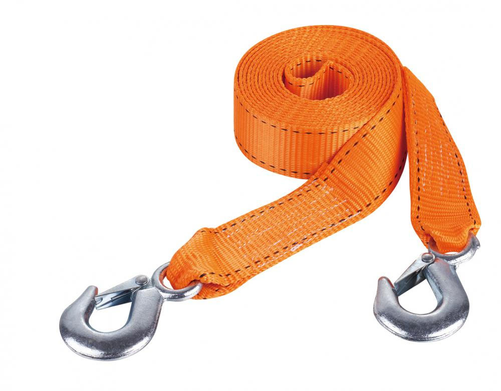 20000LBS 50MM Tow Strap with Steel Hook