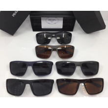 Lightweight TR Retro Sunglasses For Men