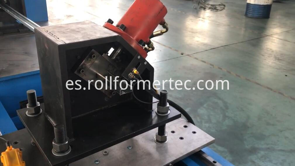 Ceiling C stud and track rollformers (9)