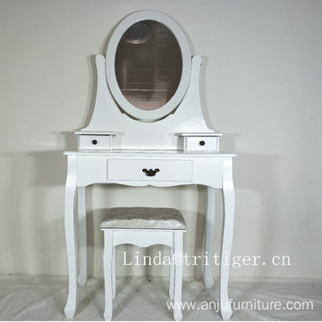bedroom dresser home center luxury mirrored makeup dresser table with chair