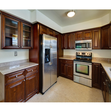 Customized American Standard Modern Kitchen Cabinet