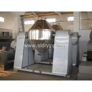 Copper powder vacuum rotary dryer