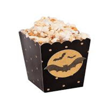 2018 Hot selling Paper Popcorn Box