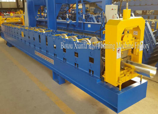 drainage rolling machines