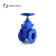 JKTLQB003 stem resilient wedge actuated gate valve