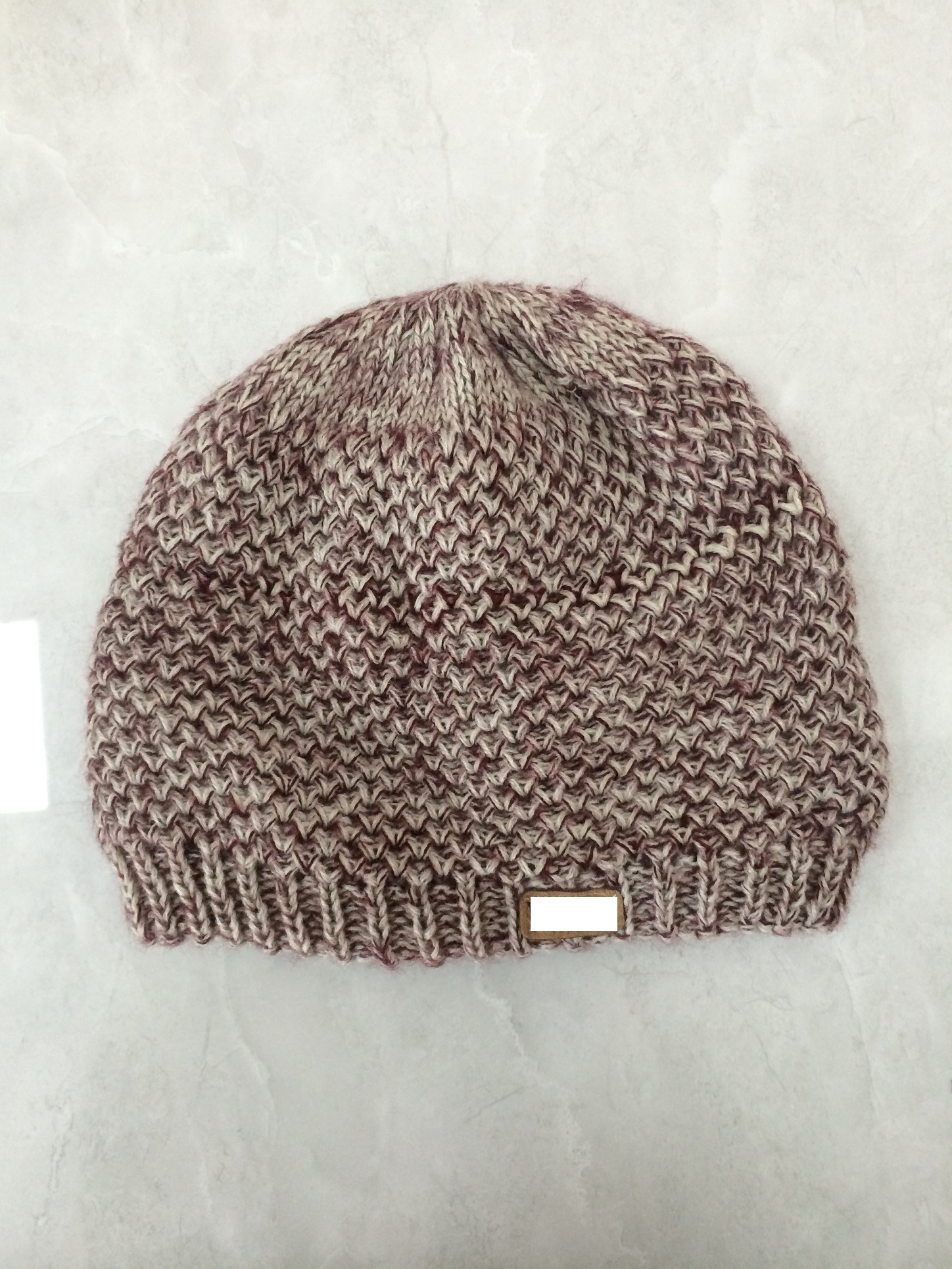 AB Yarn Knitting Hat