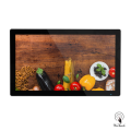 43 Inches Digital Advertising Screen For Restaurant
