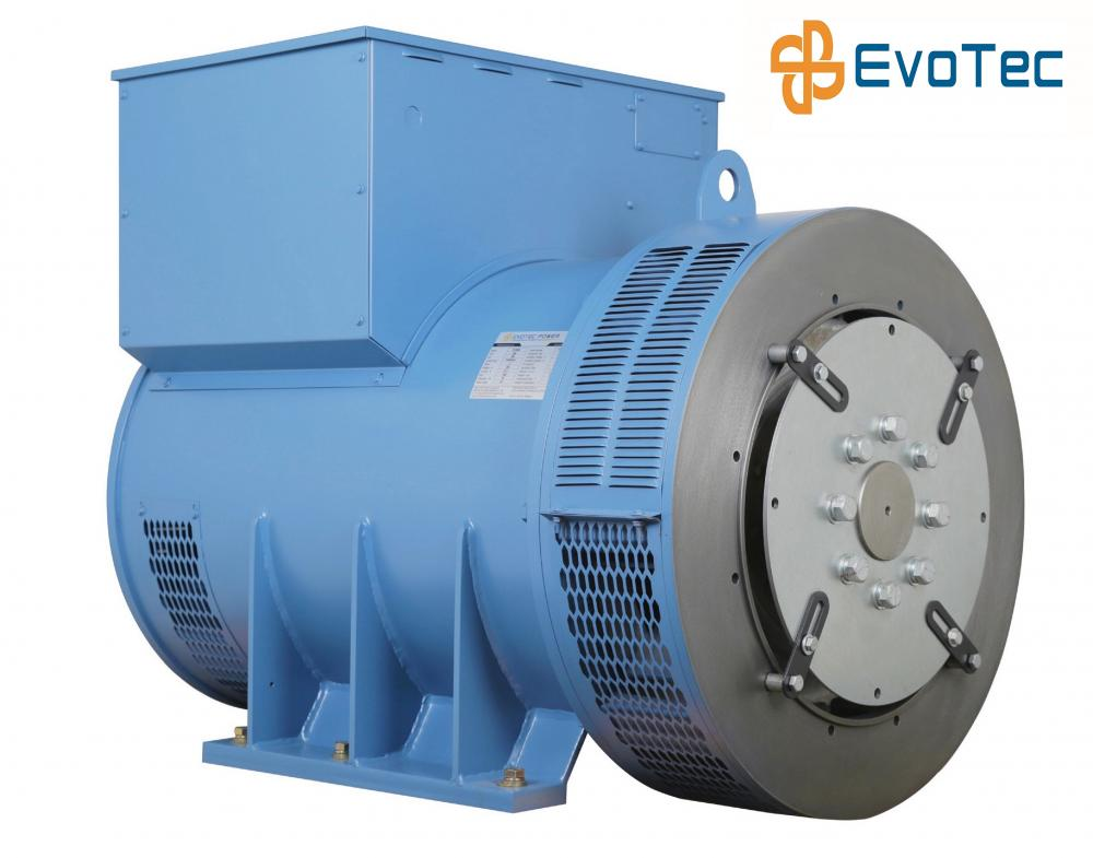 150kw Medium Speed Generator