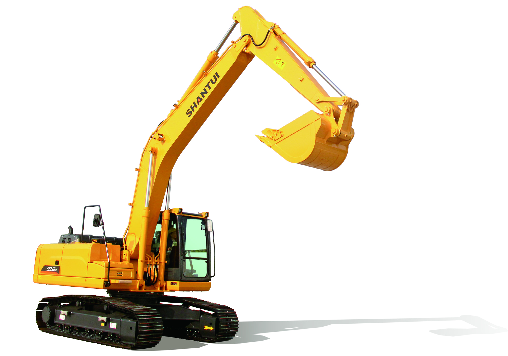 Shantui Medium-Sized 20.8ton Crawler Excavator