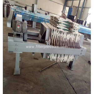 High Pressure Mineral and Metallurgy Membrane Filter Press