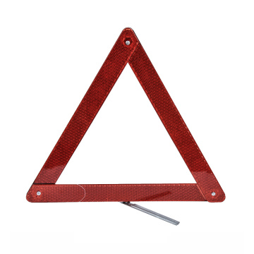 Roadside Safty Reflective Warning Triangle sign E-Mark