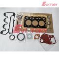 ISUZU 3LD2 head cylinder gasket overhaul