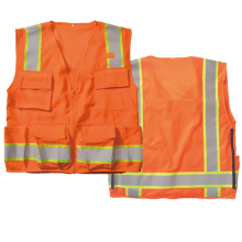 Safety vest for work