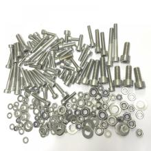 Stainless Steel 304 Hex Bolt (DIN933)