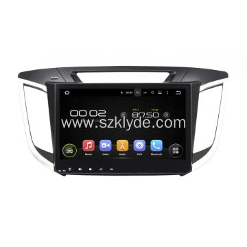 10.1 inch HYUNDAI IX25 car audio navigation