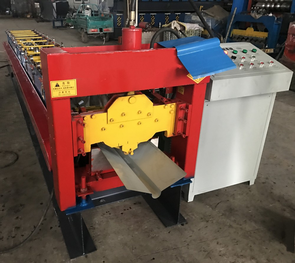 Roof Ridge Tile Forming Machine