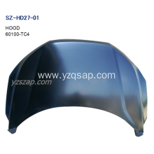 Factory wholesale price for Glass Hood Car Steel Body Autoparts Honda 2015- X-RV HOOD supply to Greece Exporter